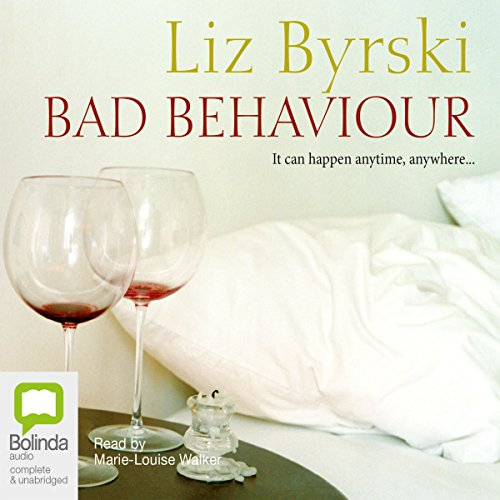Bad Behaviour audiobook cover art