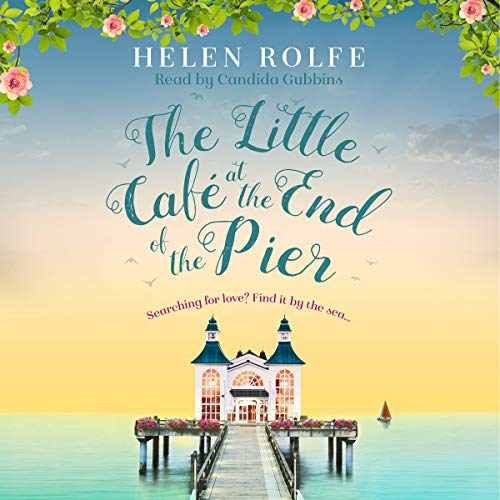 A Year at the Café at the End of the Pier audiobook cover art