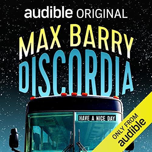 Discordia: An Audible Original Novella