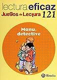 Manu, detective Juego de Lectura (Castellano - Material Complementario - Juegos De Lectura) - 9788421658598: Nº 121 (Juegos Lectura Eficaz)