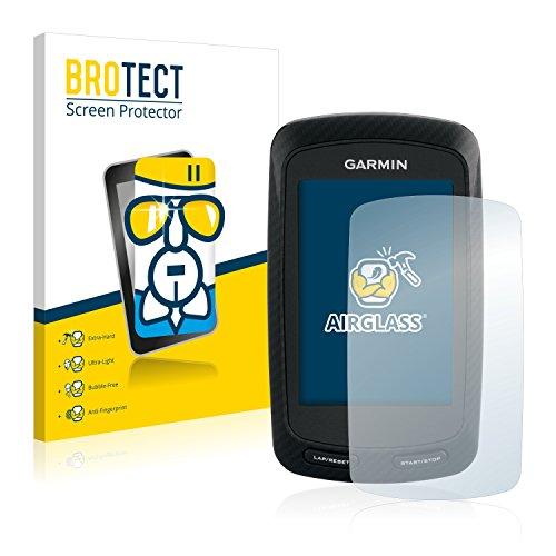 BROTECT Panzerglas Schutzfolie kompatibel mit Garmin Edge 800-9H Extrem Kratzfest, Anti-Fingerprint, Ultra-Transparent