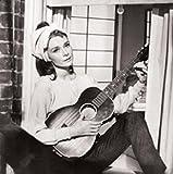 1art1 Audrey Hepburn - Frühstück Bei Tiffany, Gitarre