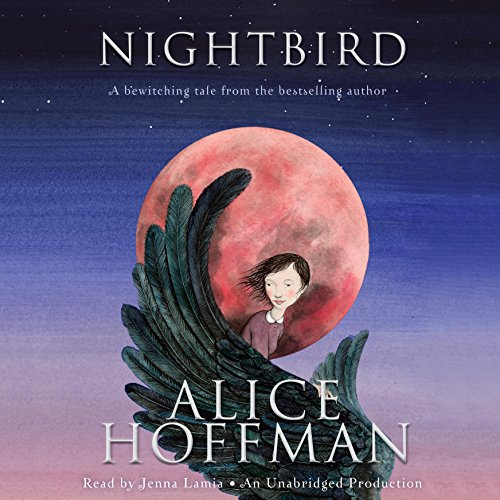 Nightbird audiobook cover art
