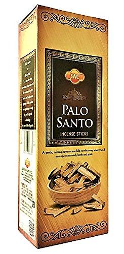 YesMandala Incienso Sac - Palo Santo - 3 Cajas x 20 Varillas -
