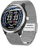 GANG Smart Watch, Ip67 Ip67 Monitor de Frecuencia Cardíaca a Prueba de Agua la Pulsera de Presión Arterial Puede Reemplazar el Reloj Inteligente Avanzado-1 El mejor regalo / 4