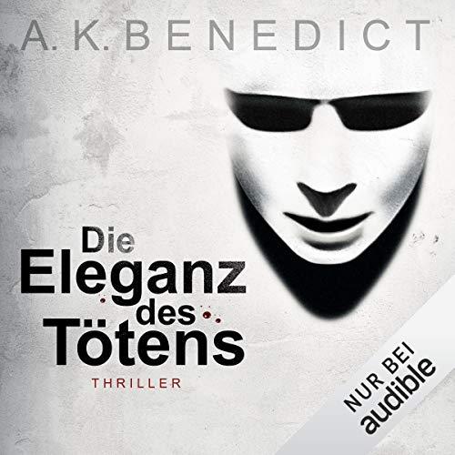 Die Eleganz des Tötens audiobook cover art