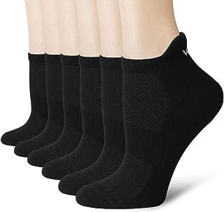 Bhinego Compression Socks Women and Men, Ankle Compression Socks, Running Socks(6 Pairs),Arch Support Flight Travel Nurses