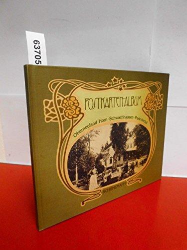 Postkarten-Album (Bremen): Oberneuland - Horn/Lehe - Schwachhausen - Parkviertel - Bürgerpark