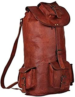 TUZECH Sporty Look Regular Wear Brown Backpack