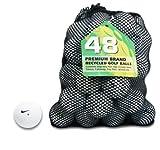 Second Chance Premium Nike 48 balles de golf recyclées de catégorie A
