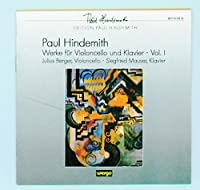 Hindemith:Piano&Cello Wks 1