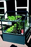Grow camp - Carré potager GrowCamp 50 - 120 x 120 x 150 cm.