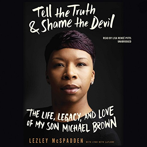 Tell the Truth & Shame the Devil audiobook cover art