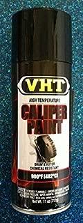 Duplicolor ® High Temp Brake Caliper Drum Paint, VHT Gloss Black, Pt# SP734, sp 734 (1)