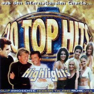 20 top hits aus den charts - Highlights