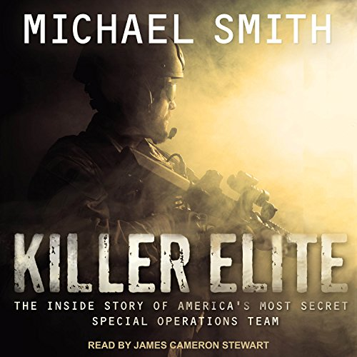 Killer Elite: Completely Revised and Updated audiobook cover art