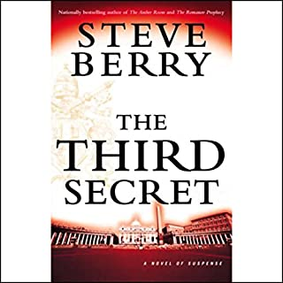 The Third Secret audiobook cover art