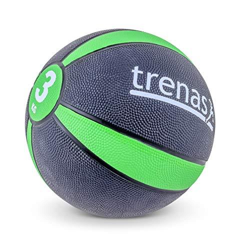 trenas Balón Medicinal de Goma Pro – 3 kg