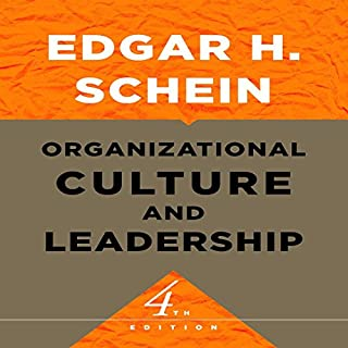 Organizational Culture and Leadership cover art