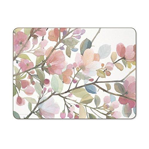 Jason Tischsets Blossom Blush - 4er Satz