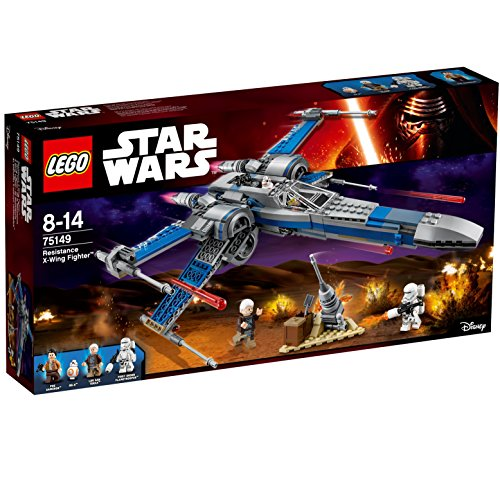 LEGO STAR WARS TM - Resistance X-Wing Fi...