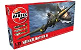 Airfix- Kit de modelismo, avión Heinkel He111-H (Hornby A07007)