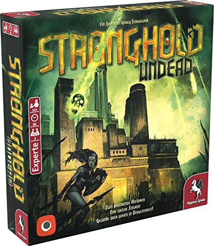 Pegasus Spiele 57508G Stronghold Undead (Portal Games)
