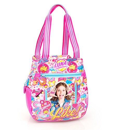 Disney Soy Luna Handtasche kleine Tasche Schultertasche