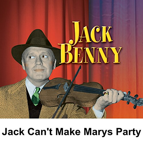 Jack Can't Make Mary's Party and is Stood Up by His Date audiobook cover art
