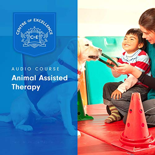 Animal Assisted Therapy  By  cover art