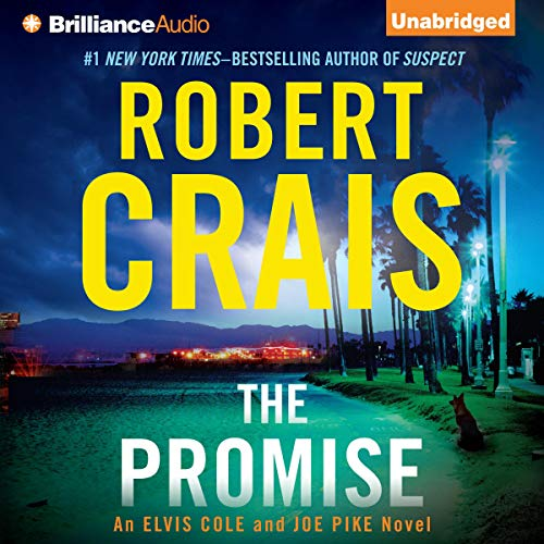 The Promise Audiobook By Robert Crais cover art