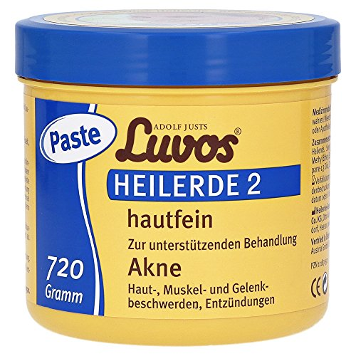 Luvos - Heilerde 2 Hautfein Maske
