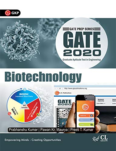 GATE Biotechnology Guide