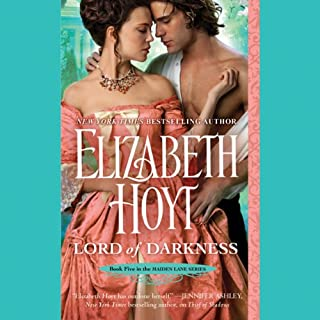 Lord of Darkness audiobook cover art