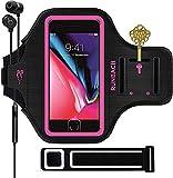 RUNBACH iPhone 8 Plus/iPhone 7 Plus Armband, Sweatproof...