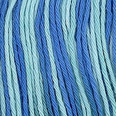Made in Japan for Hand Quilting Olympus Sashiko Thread Embroidery BLUES #72 Variegated Japanese Sashiko Cotton Thread Needlework