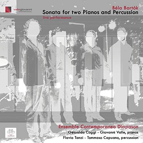 Ensemble Contemporaneo Diapason, Francesco Marino & Gesualdo Coggi