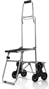 Anah Lightweight Grocery Foldable Shopping Cart Trolley