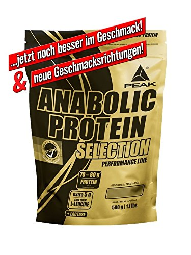 Peak Anabolic Protein Selection 500 g Premium Protein Arotop Quality
