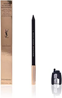 Yves Saint Laurent Dessin Du Regard Waterproof High Impact Color Eye Pencil - # 1 Noir Effronte