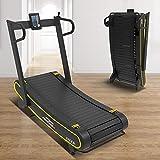 Cinta de Correr Curva, Curve Treadmill MAGNETICA Mod. R800A (Plegable)