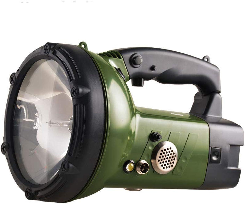 Starkes Starkes Starkes Licht Xenon Searchlight Fernbereich Ladekabel Nacht Angeln Jagd Tragbare Taschenlampe B07G739S43  Hochwertige Materialien 016fde