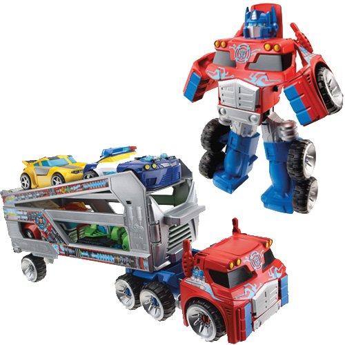 Transformers - A2572E240 - Figurine - Camion Robot - Optimus Prime