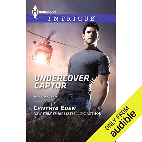 Undercover Captor audiobook cover art