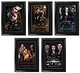 HWC Trading FR A3 Twilight Collection Kristen Stewart,
