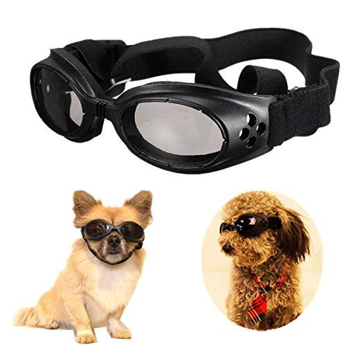 KING DO WAY UV Sonnenbrillen Goggles Hundebrillen Sonnenschutz Brillen Für Haustier Hunde