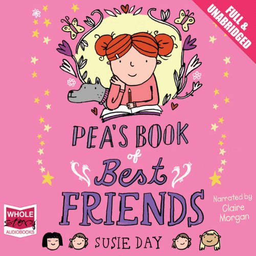 Pea's Book of Best Friends cover art