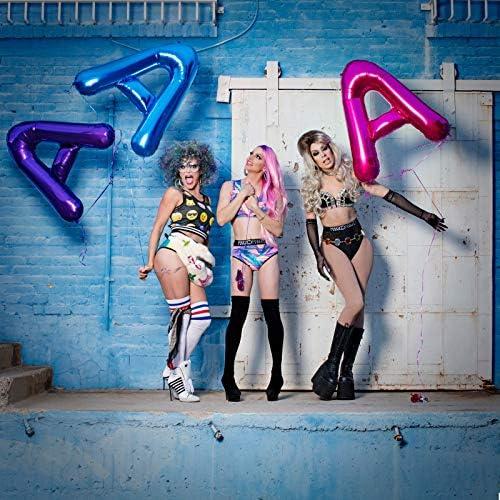 The AAA Girls feat. Courtney Act, Willam & Alaska Thunderfuck