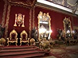 Inside the Palacio Real, Madrid