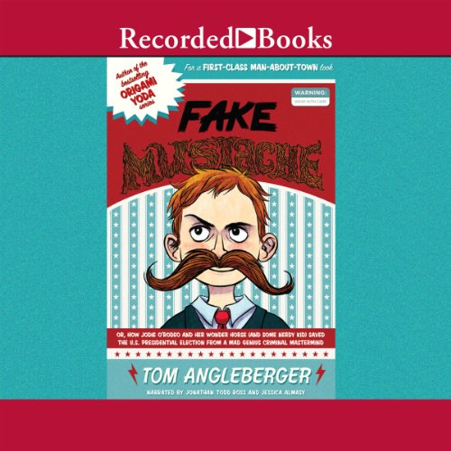 Fake Mustache audiobook cover art